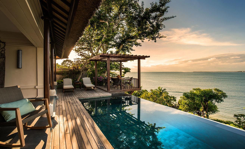 7. Two Bedroom Premier Ocean Villa Sunset 2