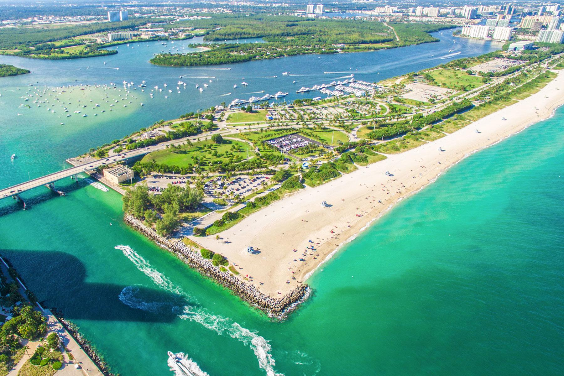 The Best Beaches In Miami Florida