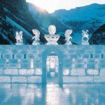 10 Amazing Ice Castles Around the World