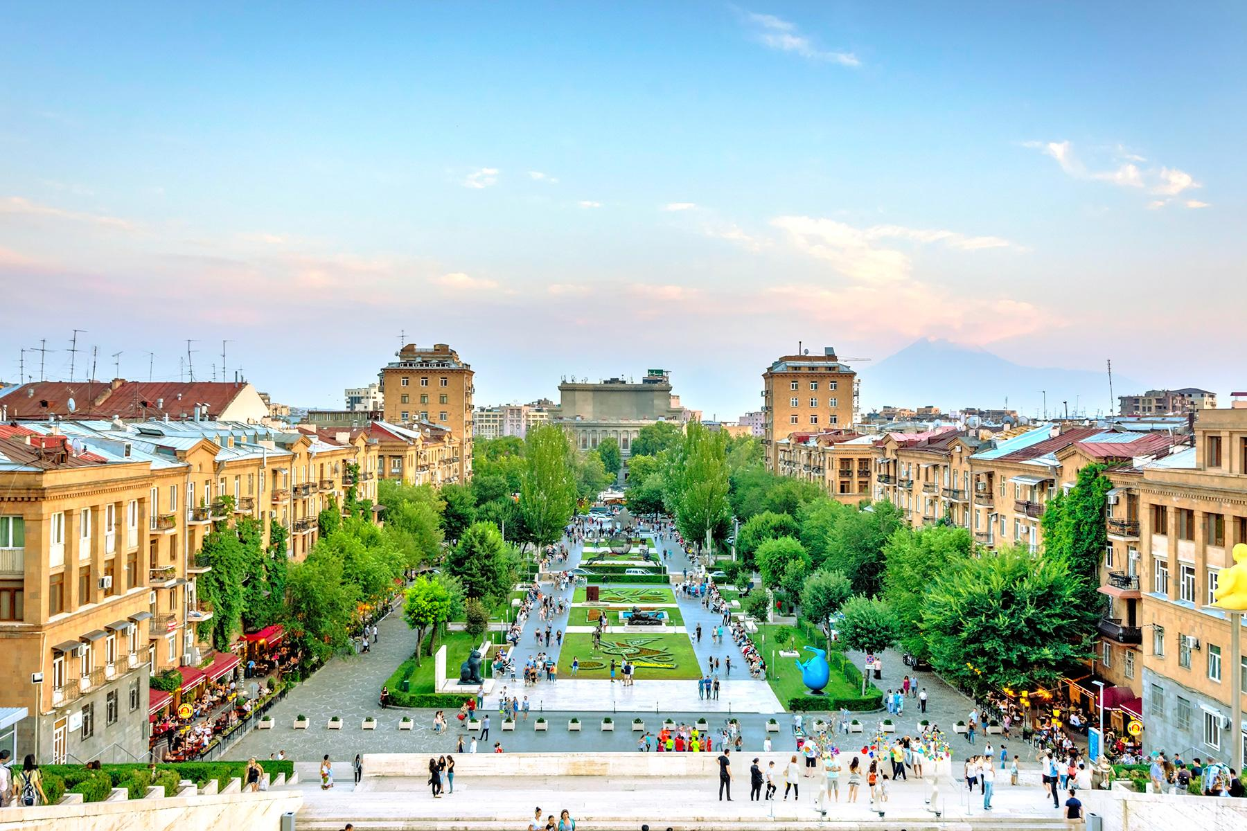 Yerevan Rising: Ten Reasons to Visit Armenia's Capital Now