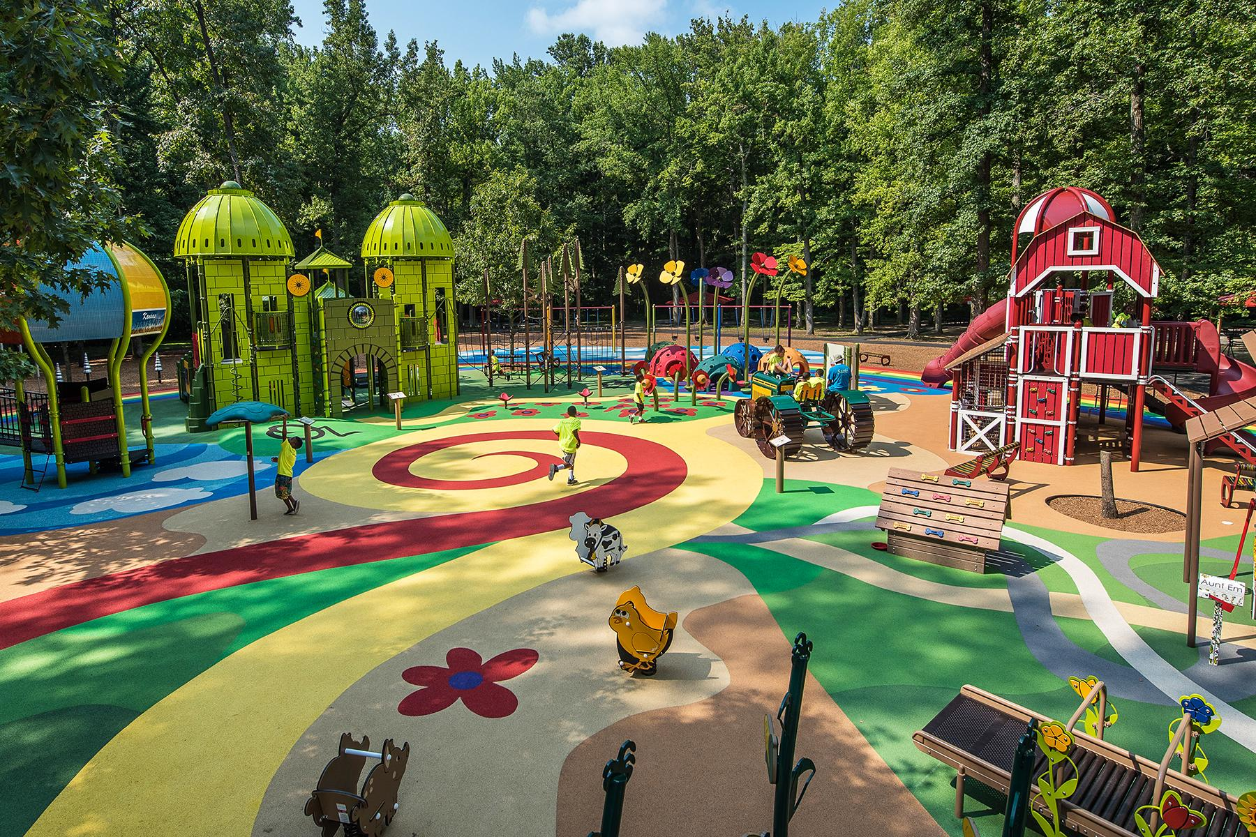 11 Unique Playgrounds Around the World For Families and ...