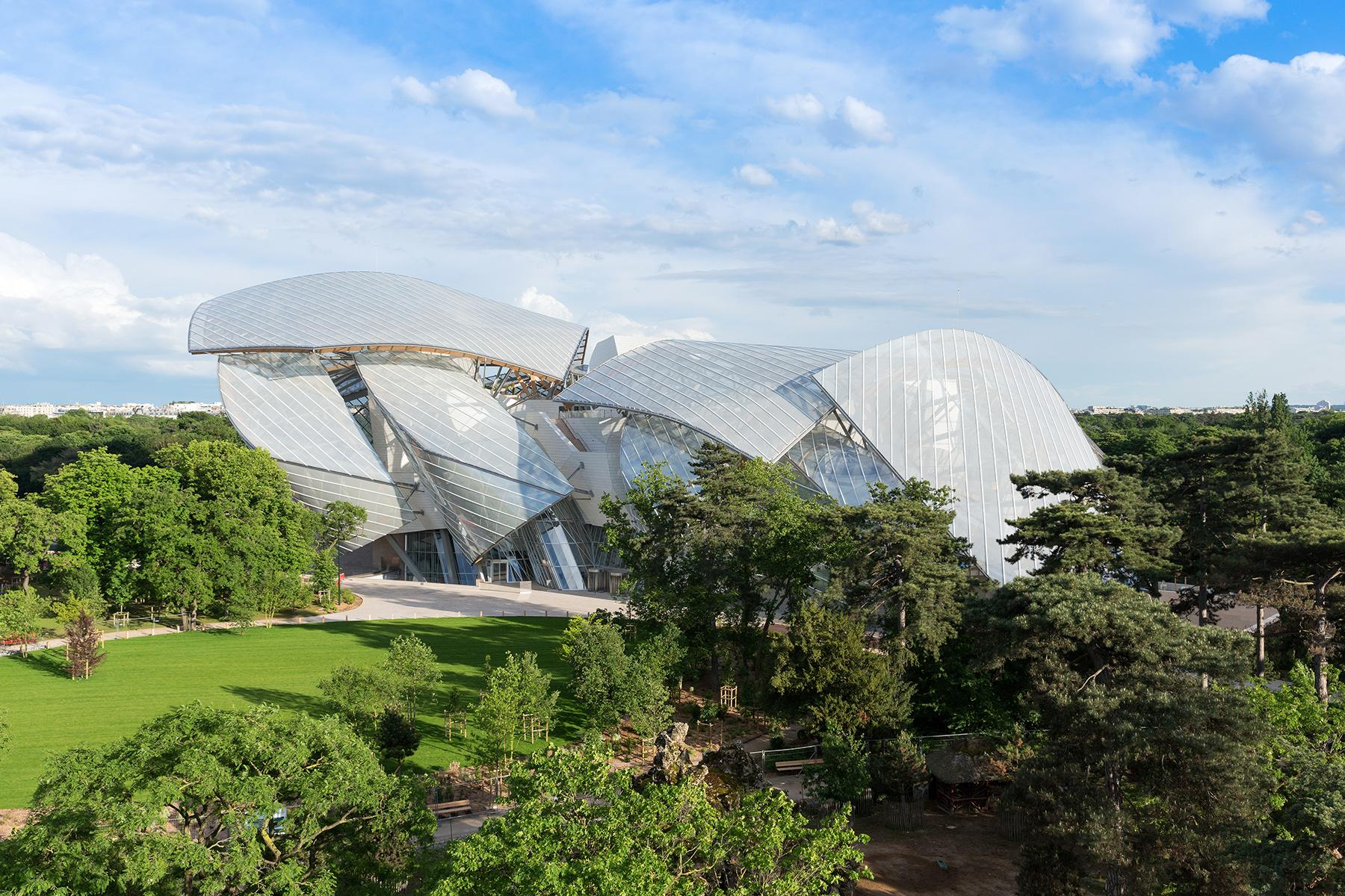 4 Fondation Louis Vuitton Paris the 25 ultimate things to do in paris The 25 Ultimate Things to Do in Paris 4 Fondation Louis Vuitton Paris