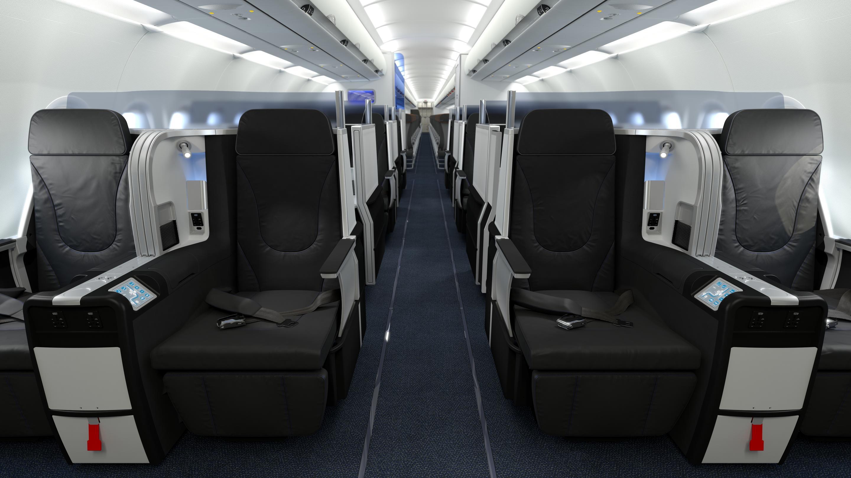 JetBlue Mint Seats