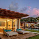 099_100Best_SilverSands_Beachfront-Villa-main-Master-Bedroom-Terrace-at-Dusk