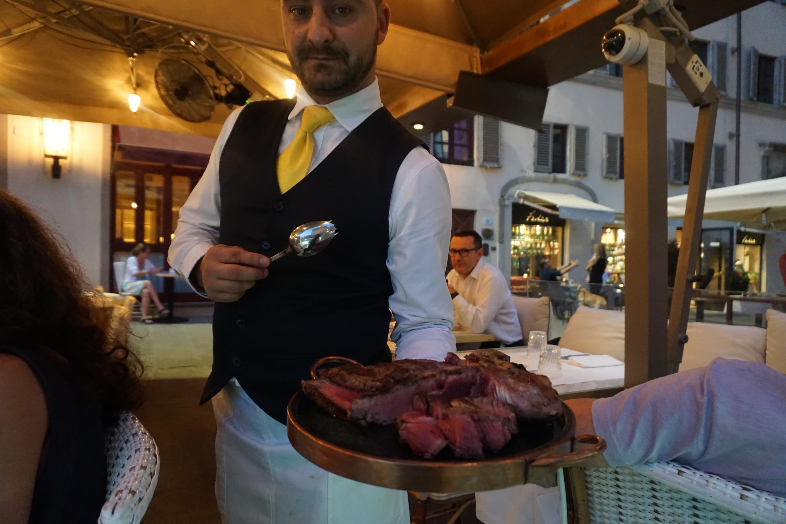 Restaurant Meat