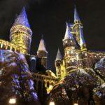 The Wizarding World of Harry Potter Gets Merry at Universal Studios Hollywood