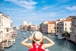 Europe Tourist