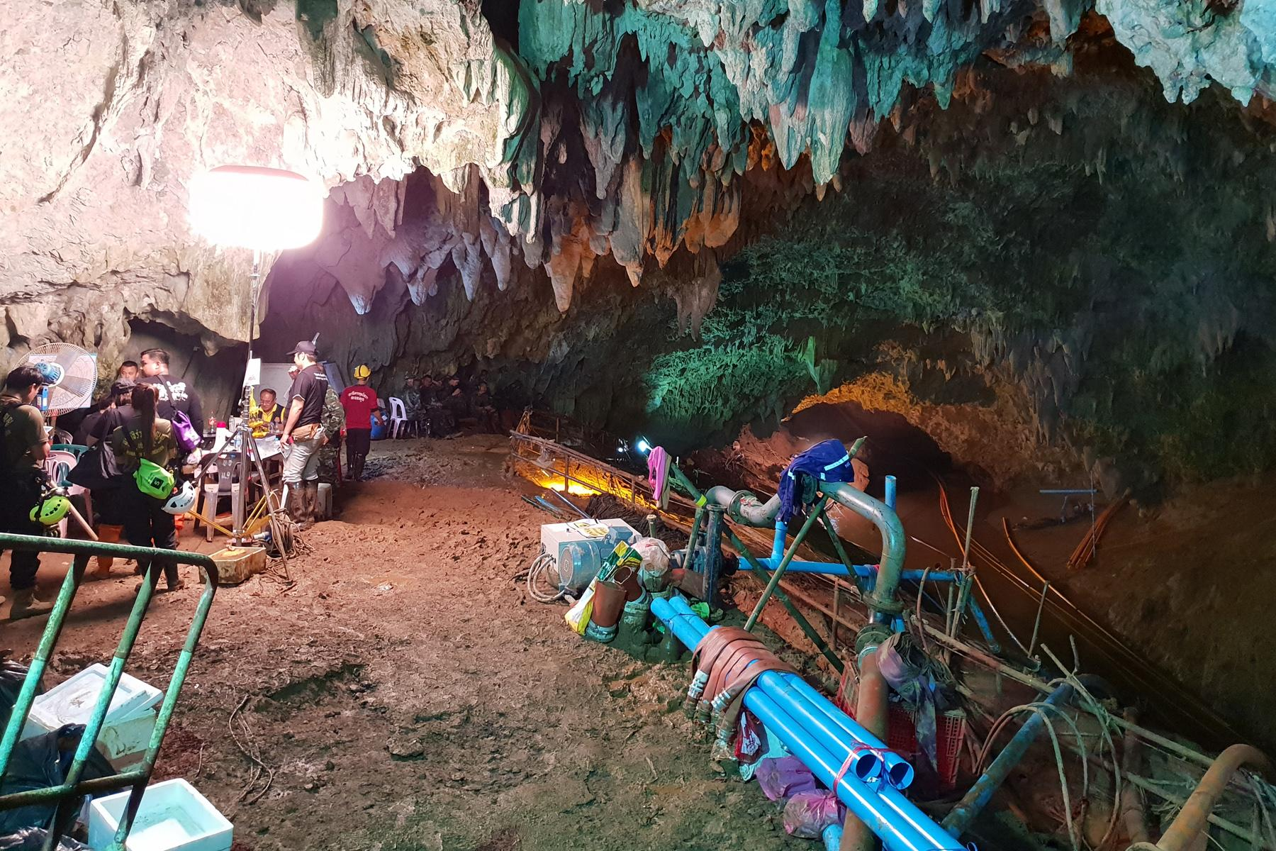 The Thai Cave Where 12 Boys Went Missing Is Now a Tourist Attraction and We Have Questions