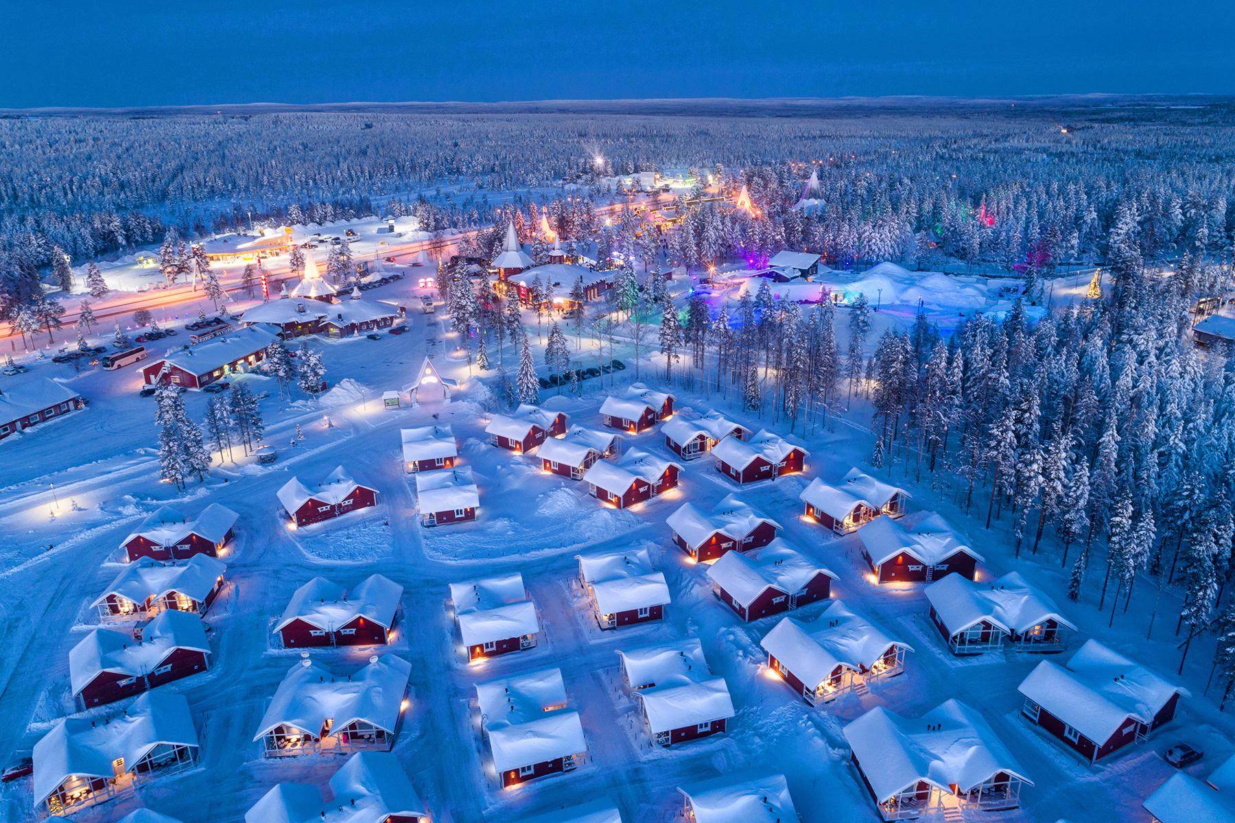 04_IceHotels__SnowVillageFinland_shutterstock_1219316851
