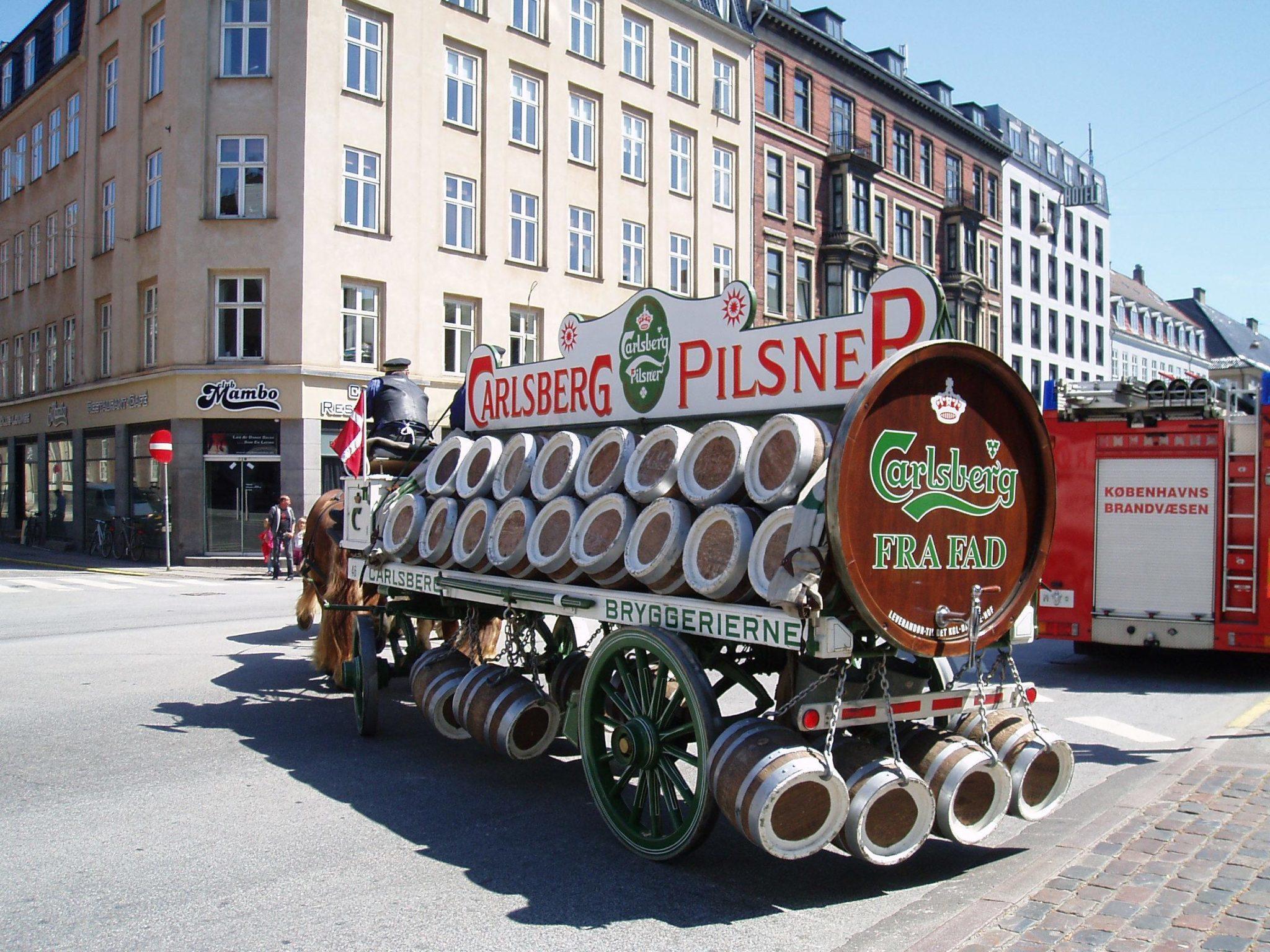 Carlsberg Truck Wikimedia