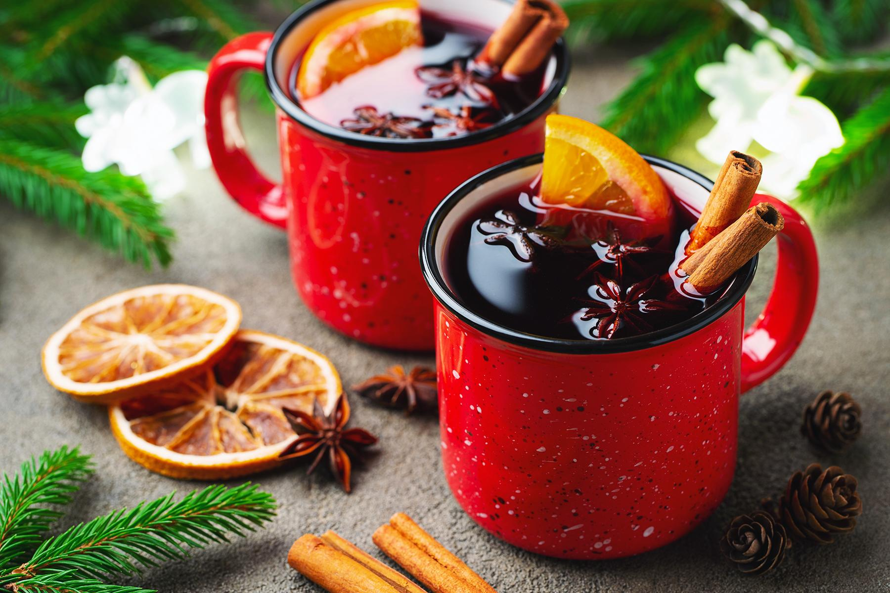 Holiday Cheers: 9 Boozy Christmas Drinks from Around the World