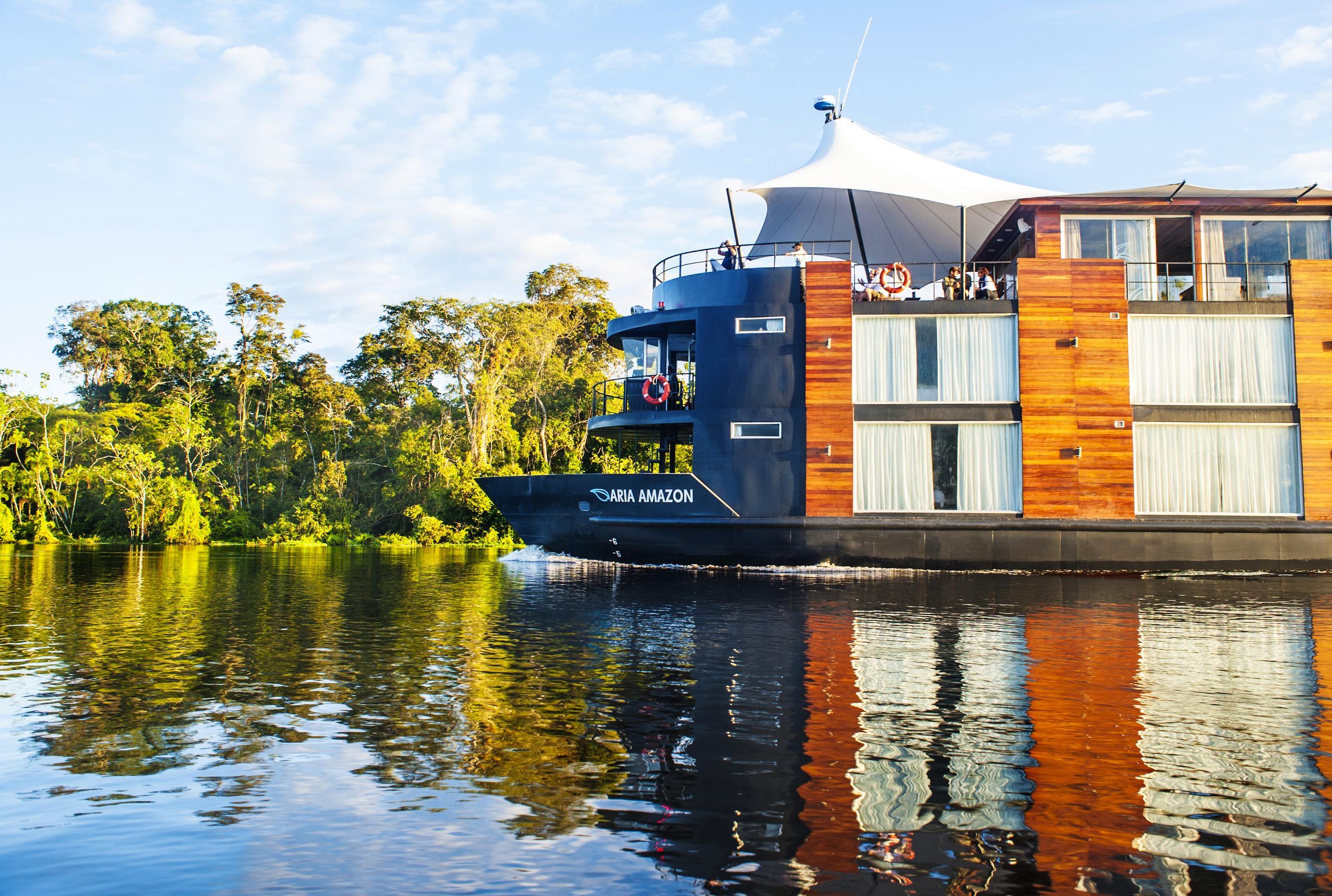 New 8_2015 Aria Amazon Exterior View 3 - High Resolution