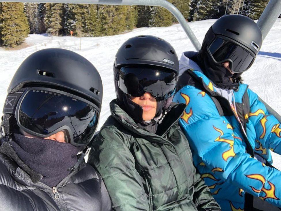 kardashian ski