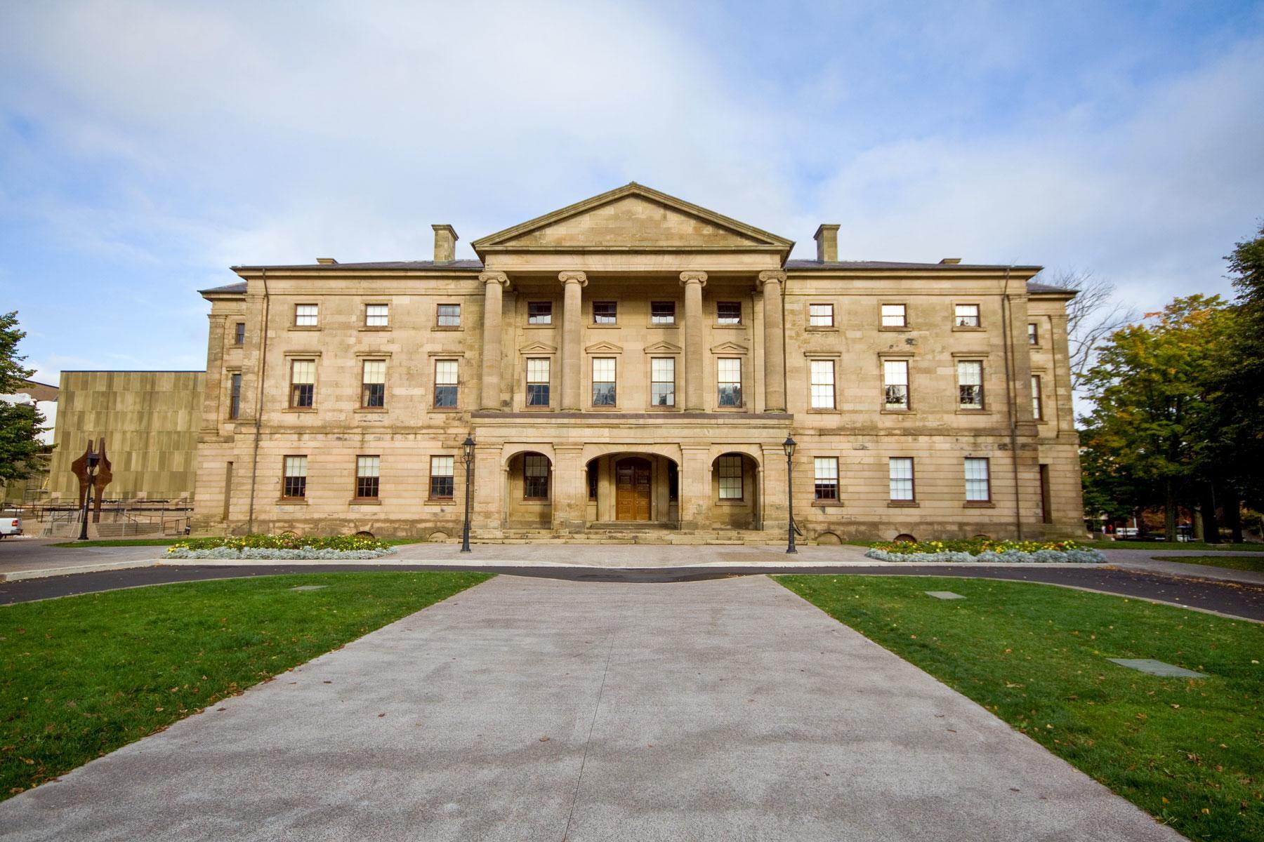 10_Historic_Sites_Atlantic_Canada_Confederation_Place_shutterstock_233463205
